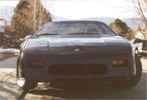 Blue02R6s 1988 Pontiac Fiero Coupe photo thumbnail