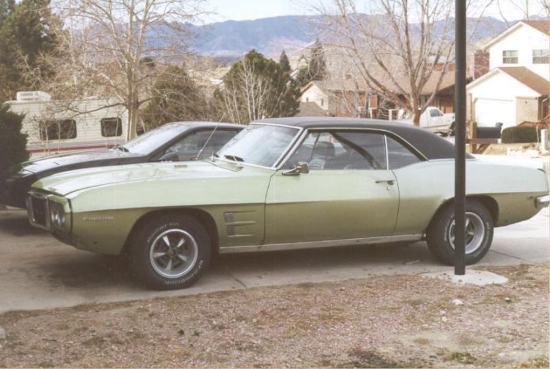 Blue02R6s 1969 Pontiac Firebird photo