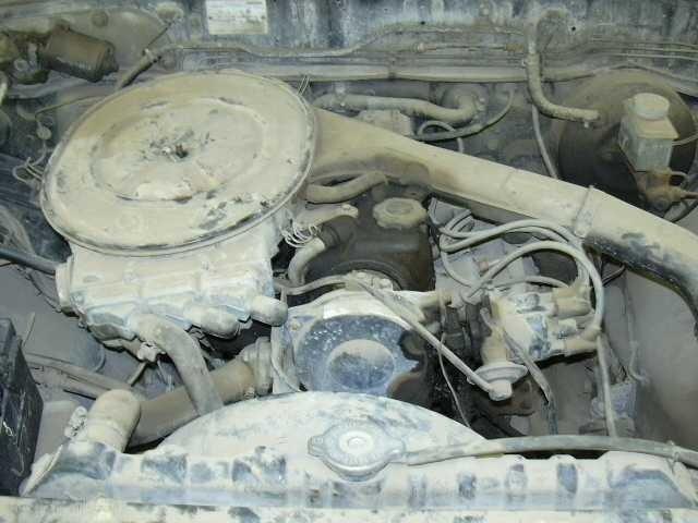 Scrapped 86B2000s 1986 Mazda B2000 photo