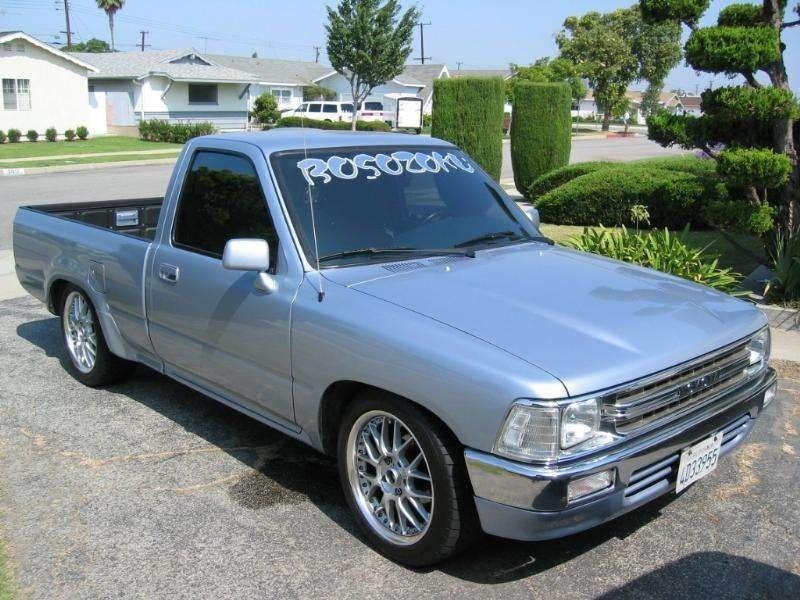 manapuaguys 1990 Toyota 2wd Pickup photo