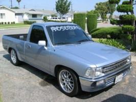 manapuaguys 1990 Toyota 2wd Pickup photo thumbnail