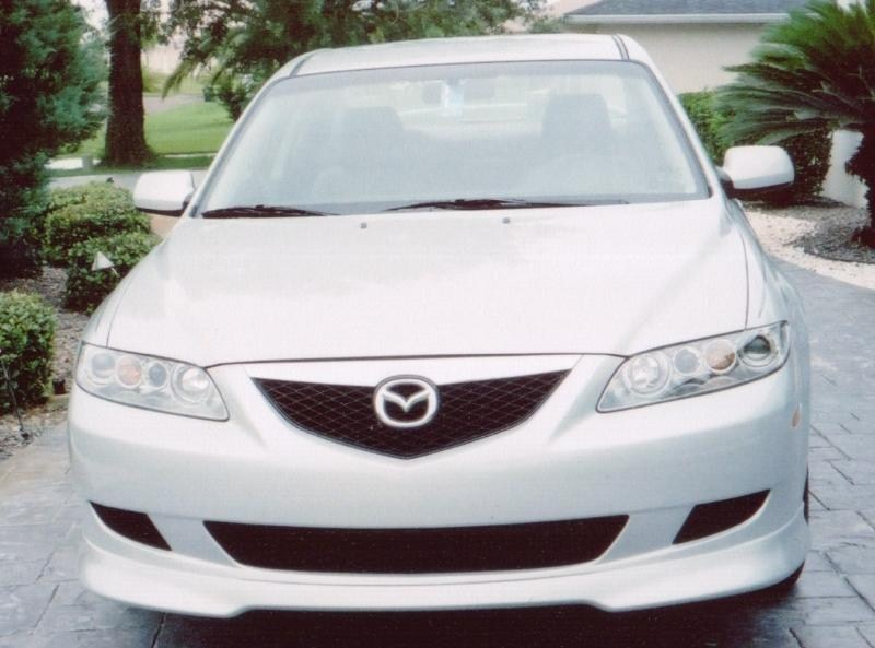 ThunderbirdGurls 2003 Mazda 6 photo