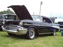 sdime98s 1957 Chevy Belair photo thumbnail