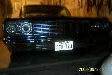 FLMiniTrucker69s 1964 Chevy Impala photo