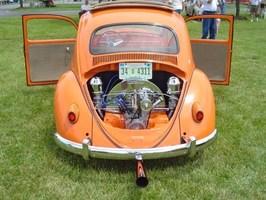 baggedbug1s 1963 Volkswagen Bug photo thumbnail