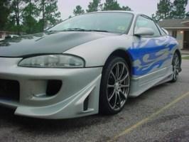 RuSTy SHaRks 1999 Mitsubishi Eclipse photo thumbnail