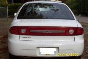 84sunbirdon20ss 2003 Chevy Cavalier photo thumbnail