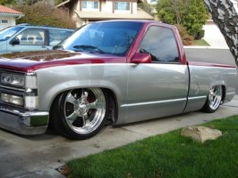 MyTruckzLows 1994 Chevy Full Size P/U photo thumbnail