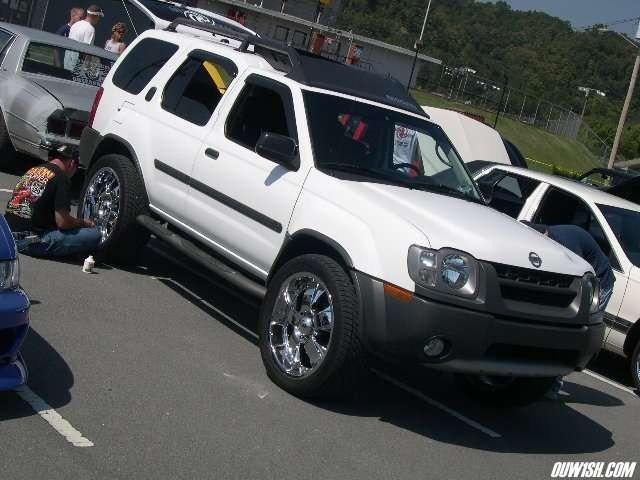 Xon22ss 2002 Nissan Xterra photo