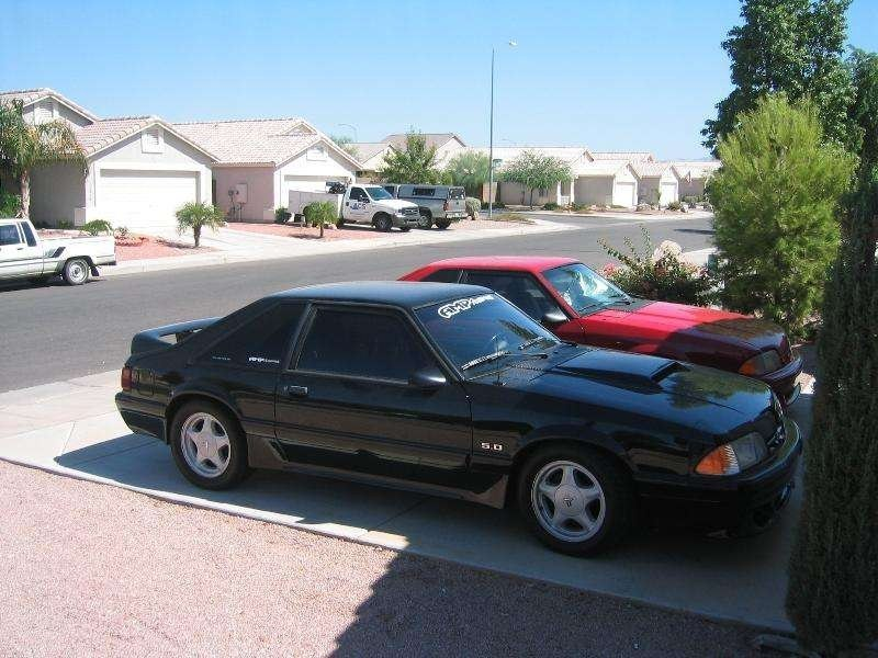 dBs4mes 1993 Ford Mustang photo