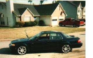 mthomas002s 1992 Acura Vigor photo thumbnail