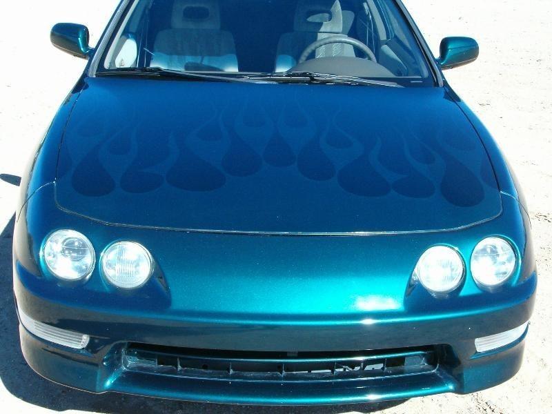 AZ NRs 1998 Acura Integra photo