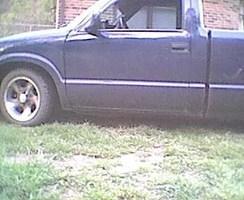 silicones 1998 Chevy S-10 photo thumbnail