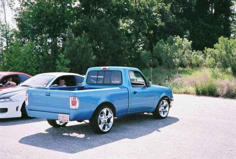 spdracer100s 1994 Ford Ranger photo