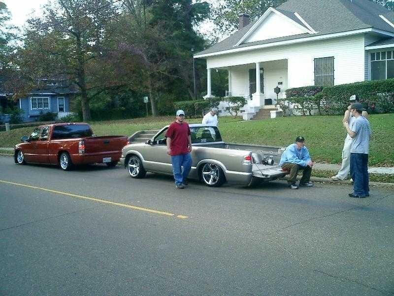 clints1lows10s 1998 Chevy S-10 photo