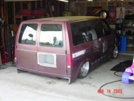 SOINSANEs 1987 Chevy Astro Van photo thumbnail
