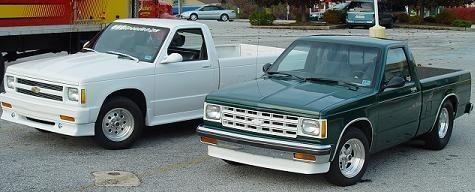 v8powers 1982 Chevy S-10 photo