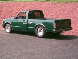 v8powers 1982 Chevy S-10 photo thumbnail