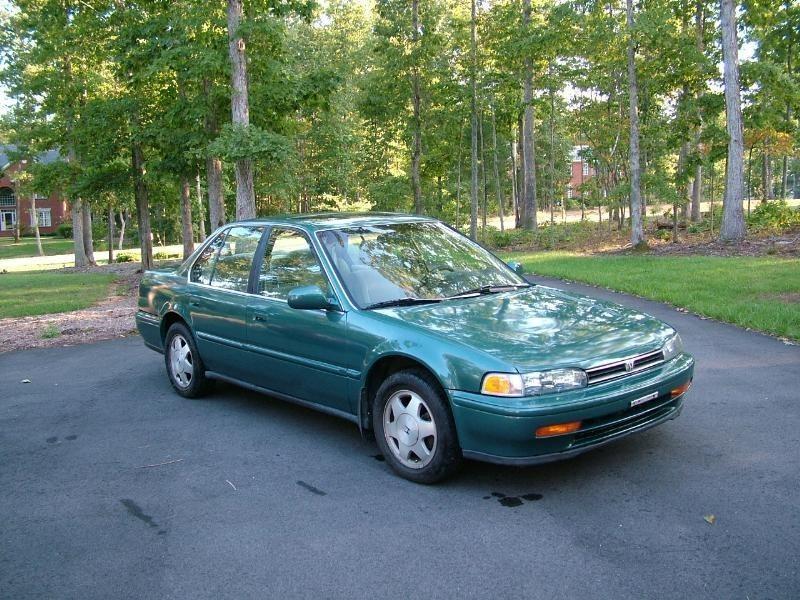 1lowKOTAinVAs 1993 Honda Accord photo