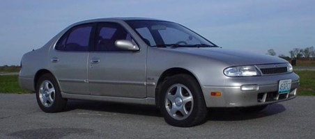 CraigBs 1993 Nissan Altima photo thumbnail
