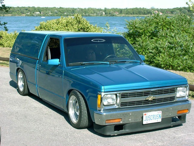 slcprezs 1988 Chevy S-10 photo