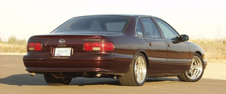 4DRHTRDs 1996 Chevy Impala photo