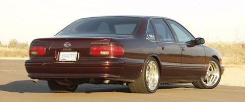 4DRHTRDs 1996 Chevy Impala photo thumbnail