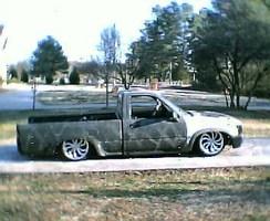 scrapintoys 1993 Toyota 2wd Pickup photo thumbnail