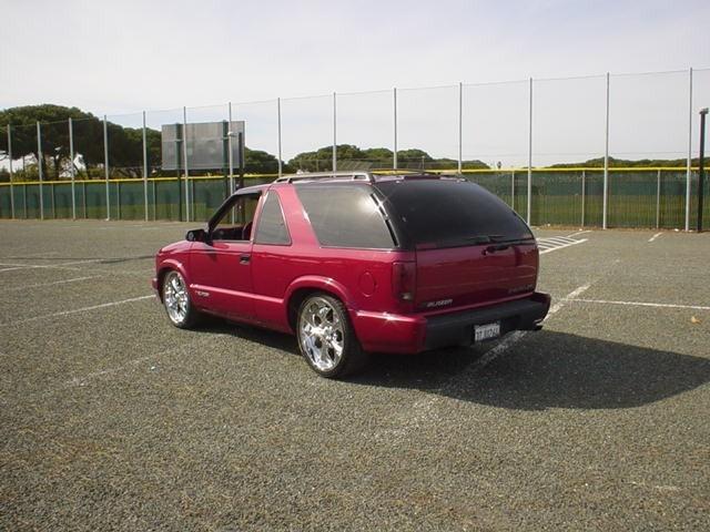 o0SDimeBlazer0os 1996 Chevy S-10 Blazer photo