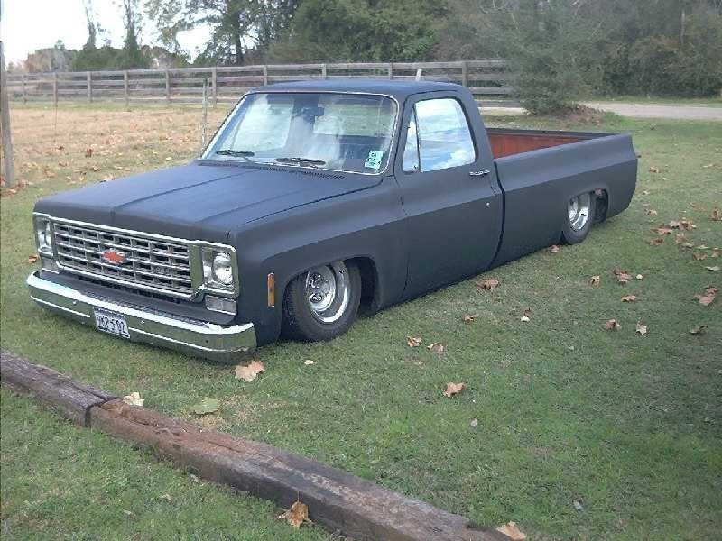 shimps 1976 Chevy C-10 photo