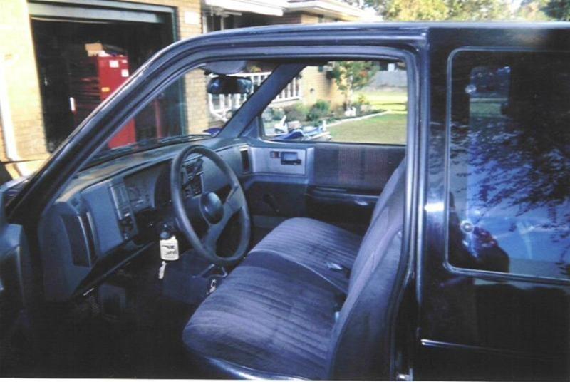 Guchs 1991 Chevy S-10 photo