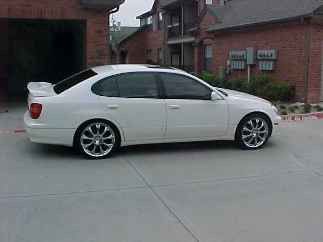 badgs4sales 1998 Lexus GS 400 photo