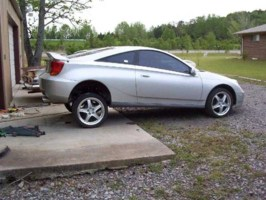 celicaonjuices 2000 Toyota Celica photo thumbnail