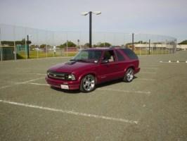 o0SDimeBlazer0os 1996 Chevrolet Blazer photo thumbnail