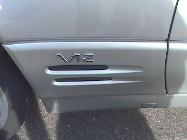 v12arebetters 2000 Mercedes Benz SL600 photo