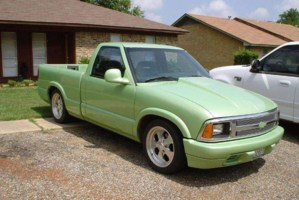 MikeOs 1994 Chevy S-10 photo thumbnail