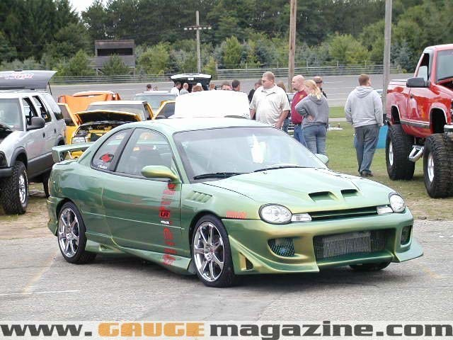 UGracers 1997 Dodge Neon photo