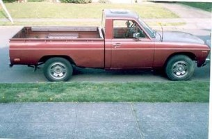 74couriers 1974 Ford Courier photo thumbnail