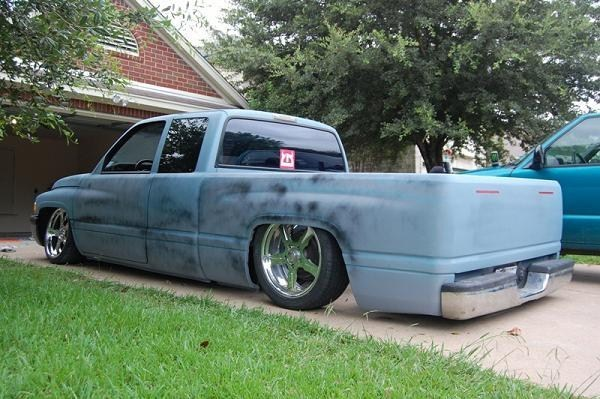slamedRams 1997 Dodge Ram photo