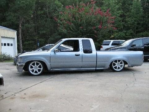 smctoys 1991 Toyota 2wd Pickup photo