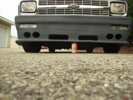 sideshow kustomss 1985 Chevy S-10 Blazer photo thumbnail