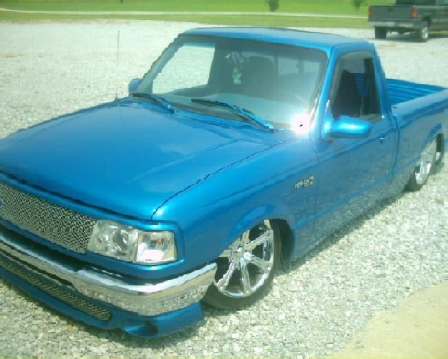 CrazyScissors666s 1994 Ford Ranger photo