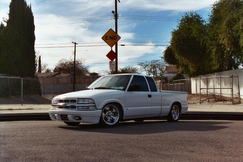 dback728s 1999 Chevy S-10 photo