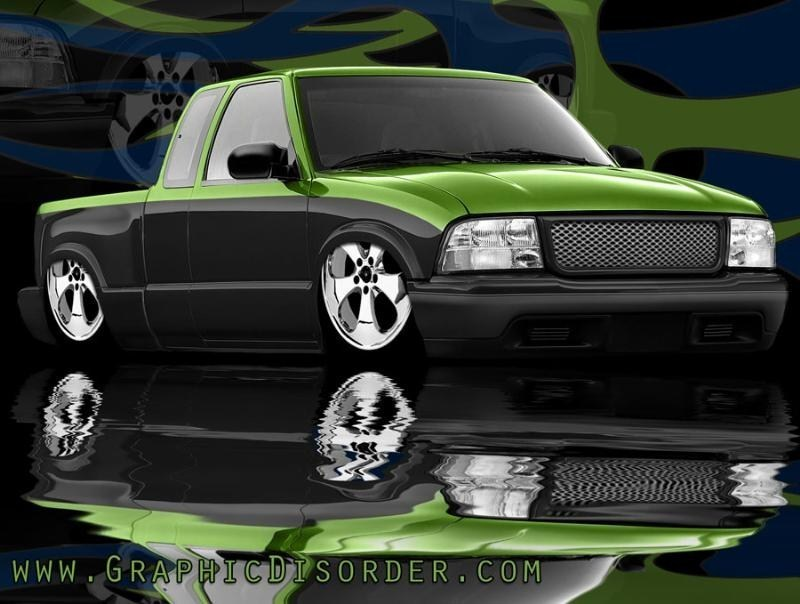 robbs 1998 Chevy S-10 photo