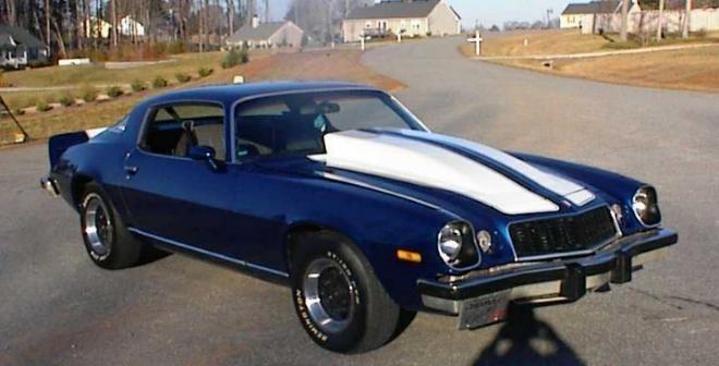 Gary911s 1976 Chevy Camaro photo