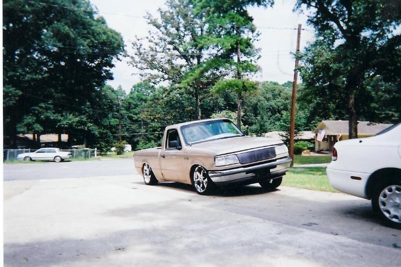 carolyns 1996 Ford Ranger photo