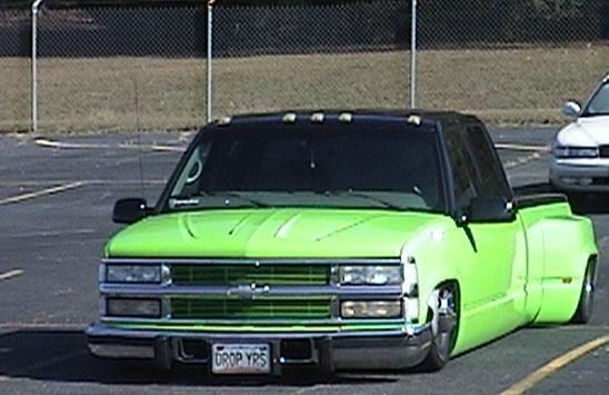 JETSETTERs 1999 Chevy Crew Cab photo