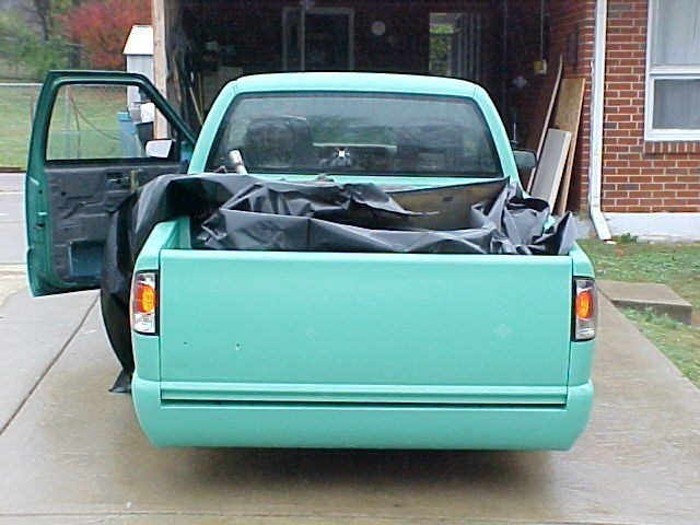 goocheds 1994 Chevy S-10 photo