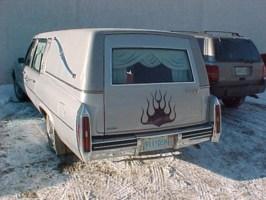 trevor gs 1982 Cadillac Hearse photo thumbnail