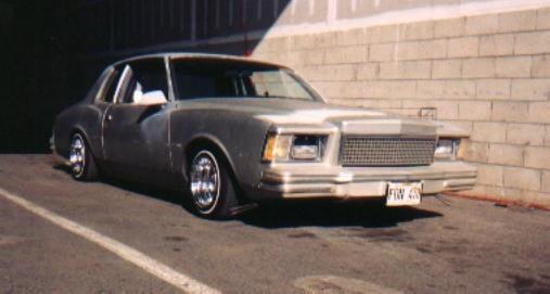 ghettobuilts 1978 Chevy Monte Carlo photo